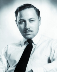 Waist-Up Photo Of Tennessee Williams